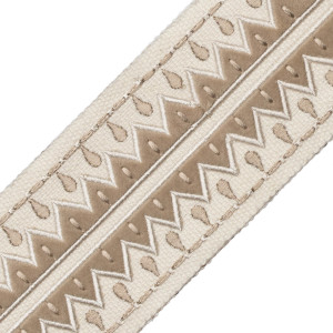 BORDERS/TAPES - UXMAL APPLIQUÉ BORDER - 01
