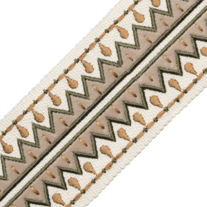 BORDERS/TAPES - UXMAL APPLIQUÉ BORDER - 08