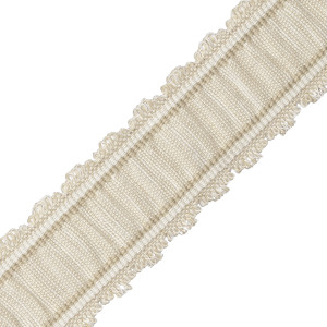 BORDERS/TAPES - TIVERTON PLEATED BORDER - 01