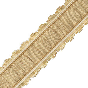 BORDERS/TAPES - TIVERTON PLEATED BORDER - 08