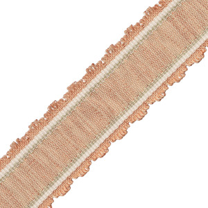 BORDERS/TAPES - TIVERTON PLEATED BORDER - 09
