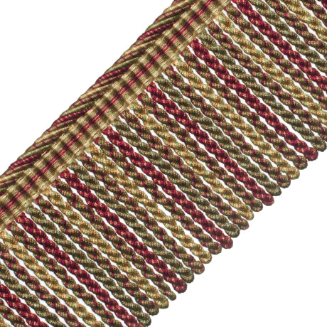 "CORD WITH TAPE - 4.75"" FRENCH BULLION FRINGE - 33"
