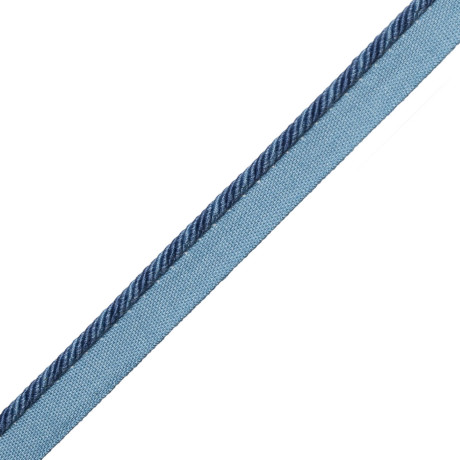 "BRUSH FRINGE - 1/4"" ANNECY CORD WITH TAPE - 193"