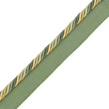 "BORDERS/TAPES - 1/4"" ORSAY SILK CORD W/TAPE - 325"