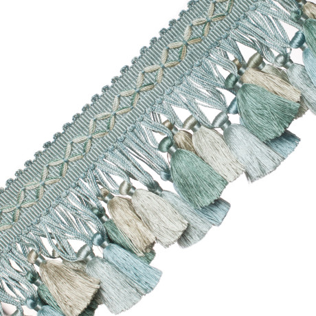 CORD WITH TAPE - ORSAY SILK TASSEL FRINGE - 4