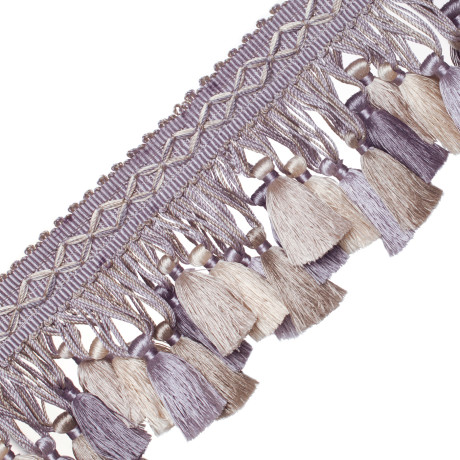 CORD WITH TAPE - ORSAY SILK TASSEL FRINGE - 9