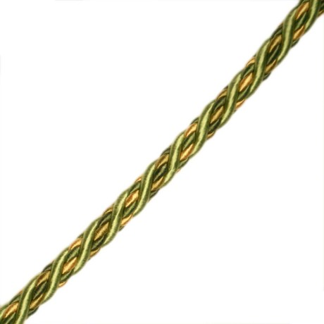 "BORDERS/TAPES - 1/2"" ORSAY SILK CORD - 325"