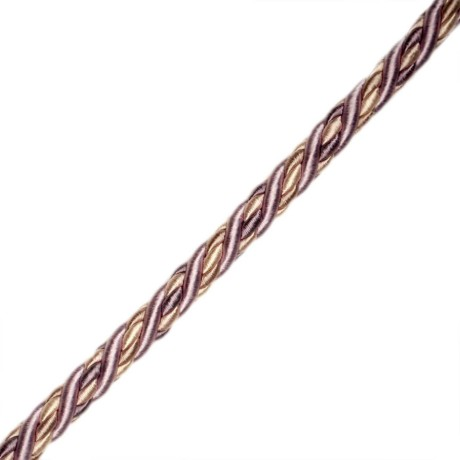"CORD WITH TAPE - 1/2"" ORSAY SILK CORD - 9"