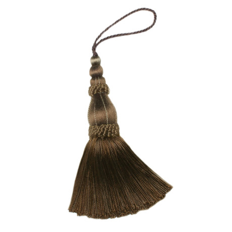 "BORDERS/TAPES - 5.5"" NORMANDY KEY TASSEL - 05"