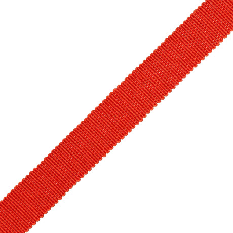 "CORD WITH TAPE - 5/8"" FRENCH GROSGRAIN RIBBON - 072"