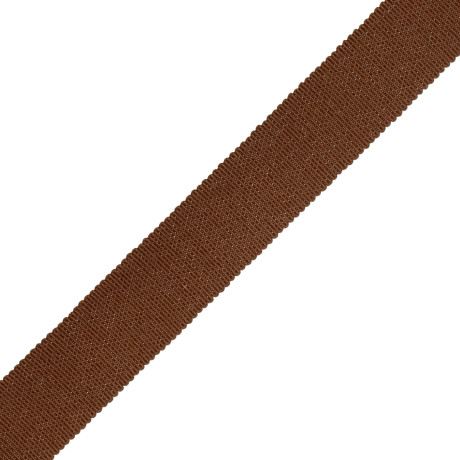 "CORD WITH TAPE - 1"" FRENCH GROSGRAIN RIBBON - 036"