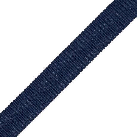 "CORD WITH TAPE - 1"" FRENCH GROSGRAIN RIBBON - 048"
