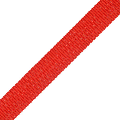 "CORD WITH TAPE - 1"" FRENCH GROSGRAIN RIBBON - 072"