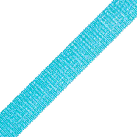 "CORD WITH TAPE - 1"" FRENCH GROSGRAIN RIBBON - 246"