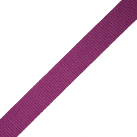"BORDERS/TAPES - 1"" FRENCH GROSGRAIN RIBBON - 317"