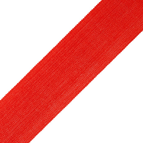 "CORD WITH TAPE - 2"" FRENCH GROSGRAIN RIBBON - 072"