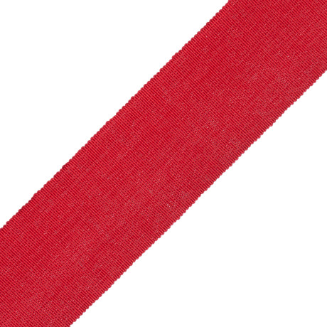 "BORDERS/TAPES - 2"" FRENCH GROSGRAIN RIBBON - 609"