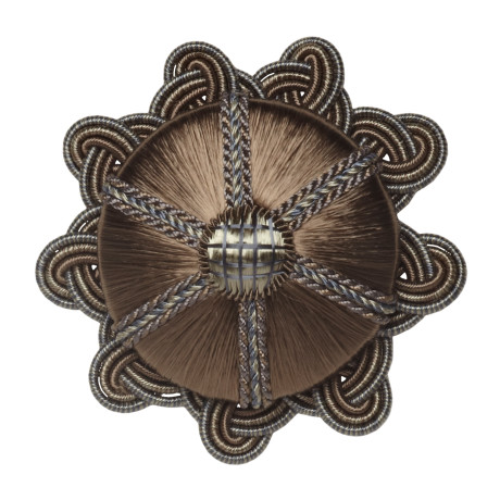 CORD WITH TAPE - AURELIA ROSETTE - 27