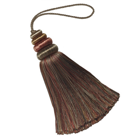 BRUSH FRINGE - AURELIA KEY TASSEL - 30