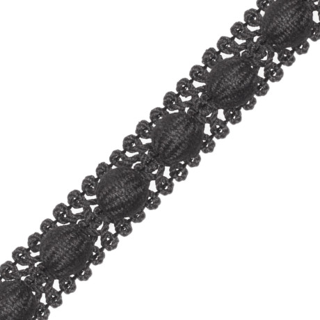 CORD WITH TAPE - HARBOUR BEADED BRAID - 11