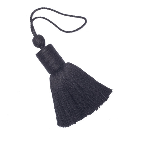 CORD WITH TAPE - HARBOUR LINEN KEY TASSEL - 11