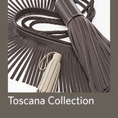 KEY TASSEL - TOSCANA SAMPLE BOOK - ALL