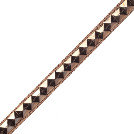 "CORD WITH TAPE - 5/8"" ORION STUDDED BORDER - 08"