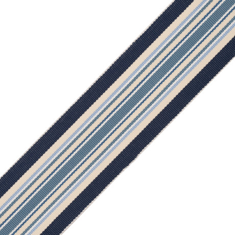 CORD WITH TAPE - SAISONS STRIPE BORDER - 10