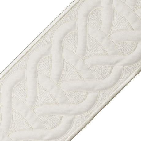 BORDERS/TAPES - SHERIDAN EMBROIDERED BORDER - 05