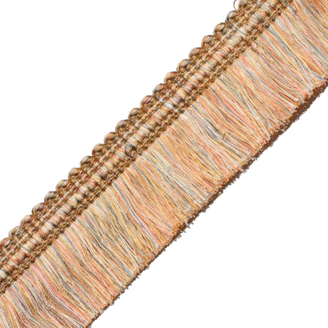 CORD WITH TAPE - CHEVALLERIE BRUSH FRINGE - 06