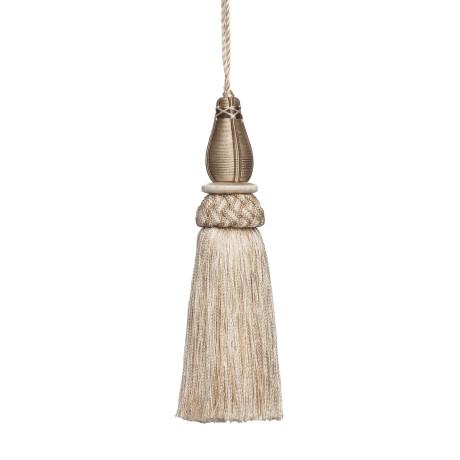 BRUSH FRINGE - CHEVALLERIE KEY TASSEL - 10