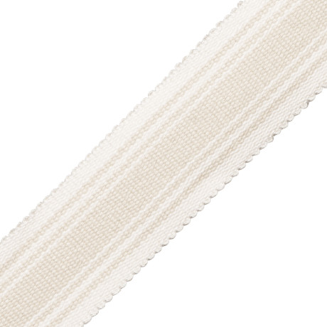 CORD WITH TAPE - SORRENTO COTTON STRIPED BORDER - 01