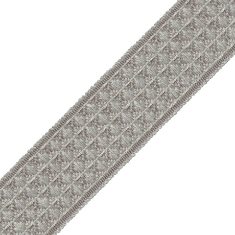 CORD WITH TAPE - DERBY HONEYCOMB BORDER - 03