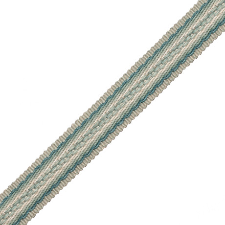 "CORD WITH TAPE - 3/4""(19mm) TIVERTON BORDER - 06"