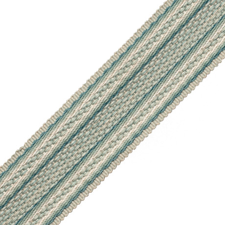 "CORD WITH TAPE - 1.7"" (43mm) TIVERTON BORDER - 06"
