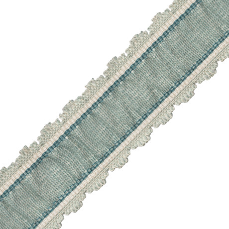 CORD WITH TAPE - TIVERTON PLEATED BORDER - 06