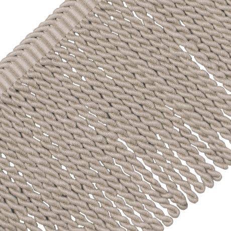 BORDERS/TAPES - BALI LINEN BULLION FRINGE - 01