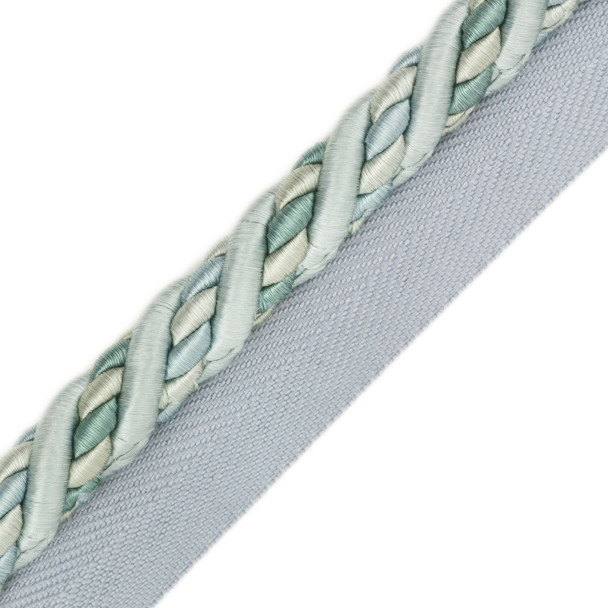 "CORD WITH TAPE - 1/2"" ORSAY SILK CORD W/TAPE - 4"