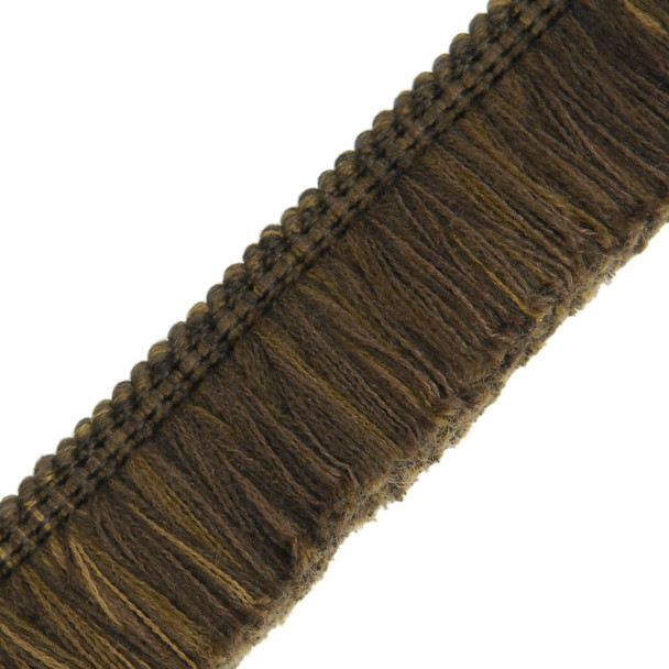 BRUSH FRINGE - PADDINGTON WOOL BRUSH FRINGE - 15