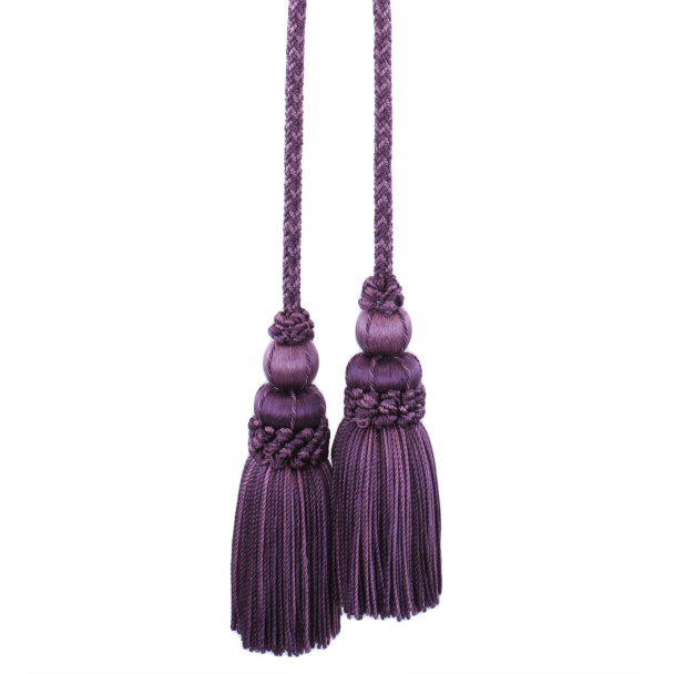 CHAIR TASSELS - LE JARDIN SILK CHAIR TASSEL - 80