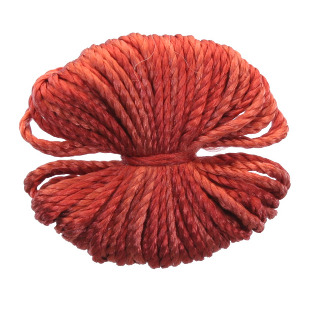 "ROSETTES/TUFTS/FROGS - 1"" LE JARDIN SILK TUFT - 34"