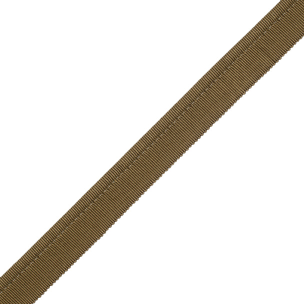 "CORD WITH TAPE - 1/4"" FRENCH GROSGRAIN PIPING - 158"