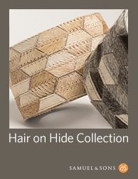 Hair On Hide Folder