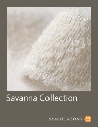 Savanna Sample Book