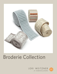 Broderie Sample Book