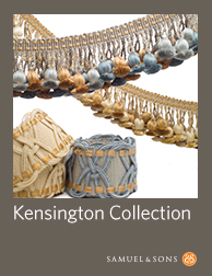 Kensington Sample Book