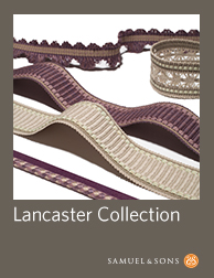 Lancaster Sample Book