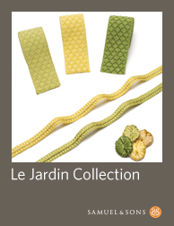 Le Jardin Sample Book