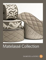 Matelasse Sample Book