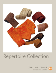Repertoire Sample Book